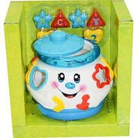 Развивающая игрушка Limo Toy Горшочек