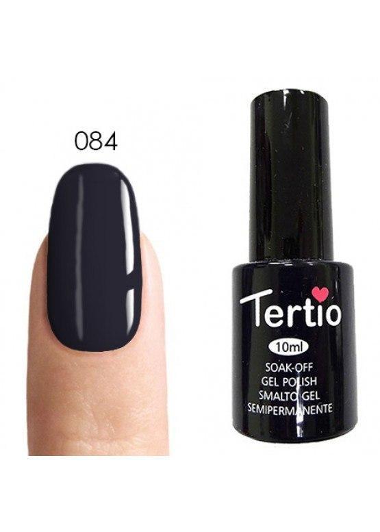 Tertio Гель-лак №084 (сапфир), 10 мл