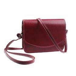 Кожаные сумочки-клатчи