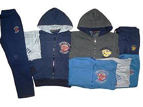 Утеплённый  костюм тройка для мальчиков, размеры 8-16 лет, S&D. арт. КК-261