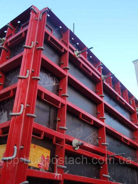 Опалубка для бетона