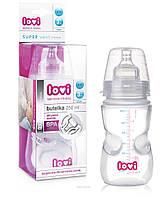 Детская бутылочка Lovi 250 ml super vent.