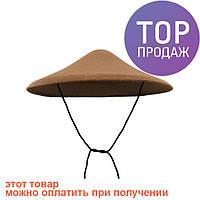Шляпа Коричневый грибок / Карнавальные головные уборы