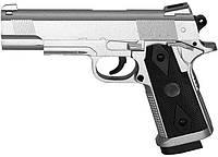 Металлический пистолет на пульках ZM25