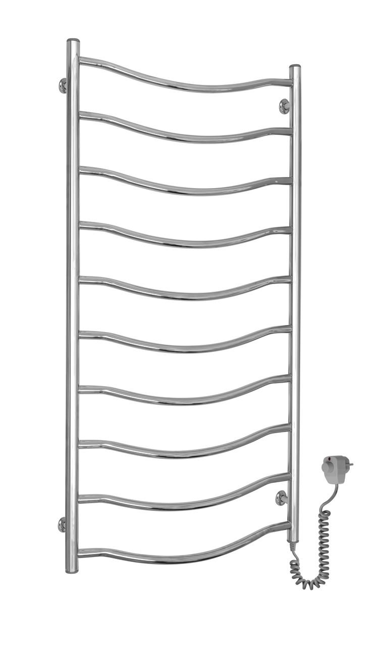 Полотенцесушитель электрический Paladii Смайл Электро 1200x600/10 правый с регулятором