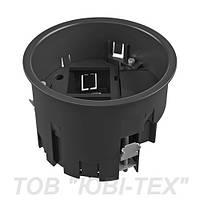 Монтажная коробка для лючка GES R2 пустая, для комплектации 1+1. 7408838. ОБО  Беттерманн.