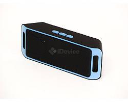 Портативная Колонка K668 Bluetooth Blue