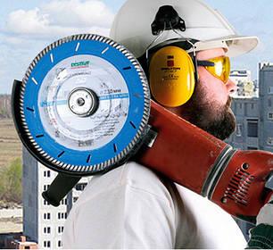 Алмазные диски Distar для УШМ