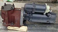 Переоборудование Т-150 СМД-60 под стартер (переходник под стартер)