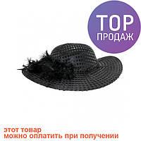 Шляпа женская Мадам / Карнавальные головные уборы