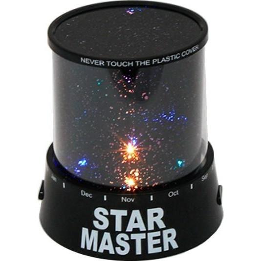 Детский ночник проектор звездного неба Star Master