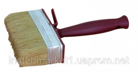 Кисть Макловица Мини Сталь 34602 (натуральный ворс, ширина 120 мм), фото 2