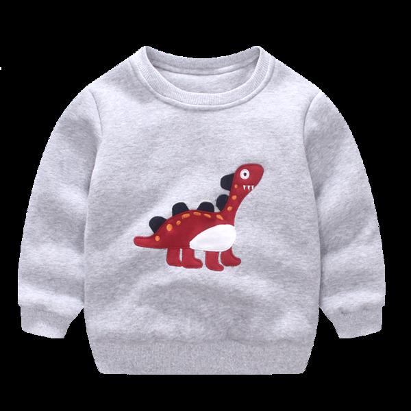 Кофточка детская динозавр - Интернет-магазин