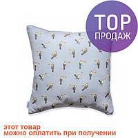 Подушка Туканы / оригинальный подарок