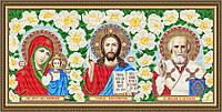 Набор в алмазной вышивке Триптих