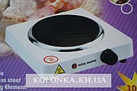 Электрическая плита 1 дисковая Royal-Master  1010A  1000w