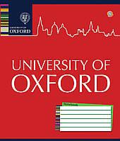 "Тетрадь в линейку на 18 листов ""Oxford Colors"""
