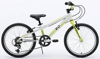 "Велосипед 20"" Apollo Neo 6s boys 2018 (лайм-черный)"