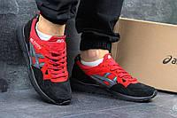 Мужские кроссовки Acics качественные недорогие цветные