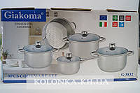 Кухонный набор кастрюль и кухонных пренадлежностей Giakoma G-5832
