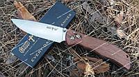 Нож складной 601-2 розовое дерево Элитный
