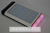 Power bank  9174 30000mh с фонарем и RGB подсветкой