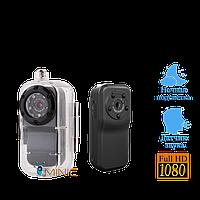 Мини камера MD38 с защитным аквабоксом и набором креплений