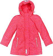 Куртка для девочки на флисе «камушки» BabyLine V 109-16