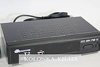 DVB  цифровой эфирный  ресивер T2