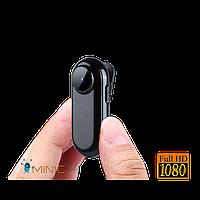 Мини видеокамера DW-D2 1920x1080 с клипсой на одежду