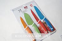 Набор  кухонных ножей с дощечкой для разделки  Swiss Zurich SZ-13105