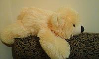 Плюшевая игрушка медведь, мишка 80 см, кремовый