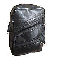 Рюкзак кожаный с отделением для ноутбука GS102, фото 1