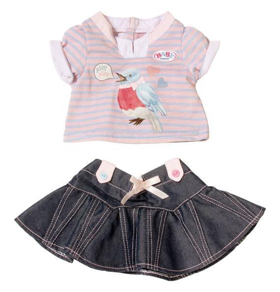 Одежда для кукол Беби Борн со звуками пения птички Baby Born Zapf Creation 817612