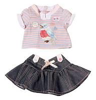 Одежда для кукол Беби Борн со звуками пения птички Baby Born Zapf Creation  817612 fe28e4f506634