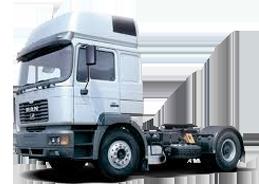 MAN F2000 1994-2001