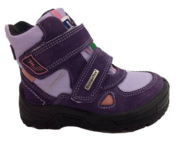 Ортопедические зимние ботинки Minimen р. 21, 22, фото 2