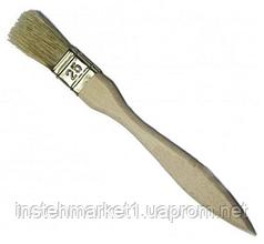 Кисть Флейцевая Укрпром (натуральный ворс, ширина 25/14 мм)