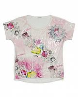 Красивая футболка фирмы Byblos.