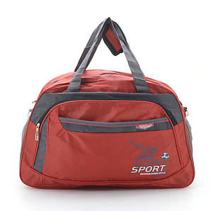 Спортивная сумка 3704 красная