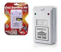 Riddex Plus электромагнитный отпугиватель грызунов и насекомых. Отличное качество. Купить онлайн. Код: КДН2127