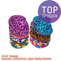 Шляпа Мужская пластик с принтом / Карнавальные головные уборы