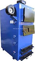 Идмар ЖК-1-120 кВт. Твердотопливный котел-утилизатор длительного горения.