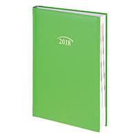 Ежедневник датированный Стандарт Miradur ярко-зеленый