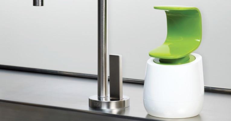 Дозатор для жидкого мыла Soap Bottle в ванную и на кухню