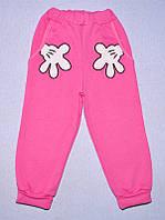 Штаны для девочек ( начес) на рост:80-116 см