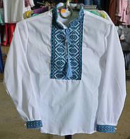 Рубашка вышиванка для мальчика из Западной Украины