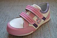 Детские кроссовки на липучках B&G размер 28 29 30 31