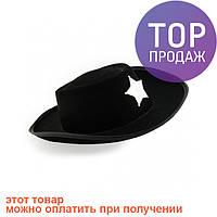 Шляпа Шерифа детская (черная) / Карнавальные головные уборы