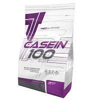Casein 100 600 гр creamy vanilla TREC nutrition